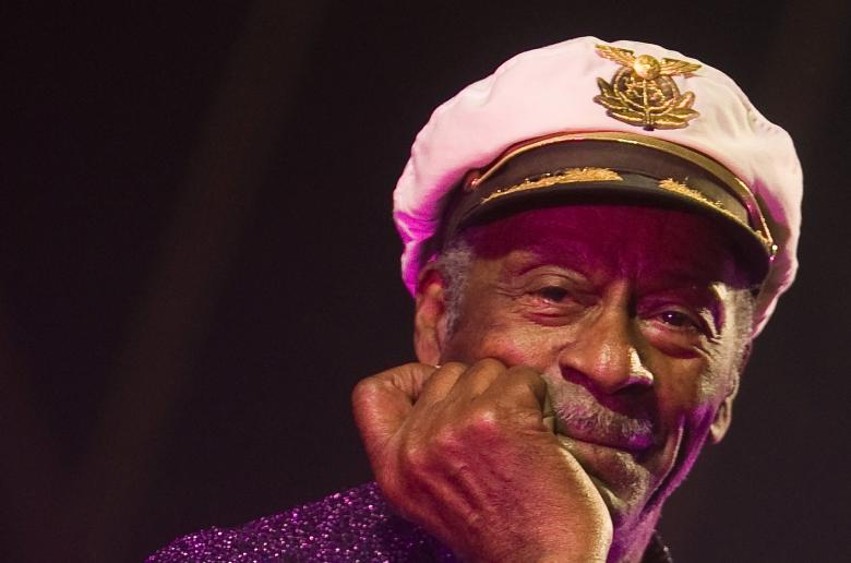 Rock legend Chuck Berry dead at 90: His colourful life in pictures